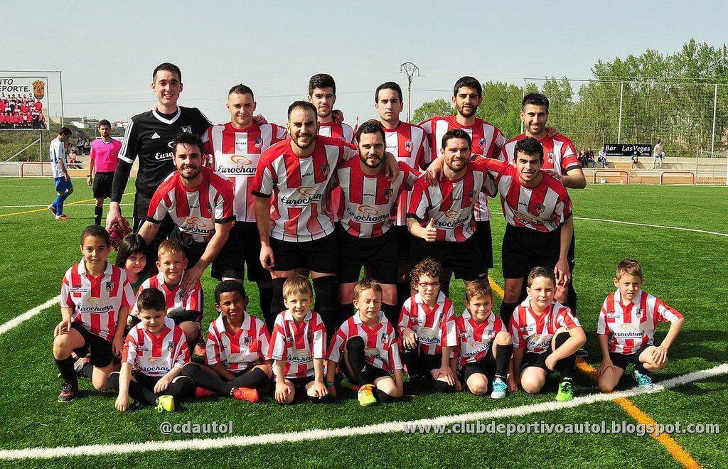 CD Autol logra ascenso a Tercera División