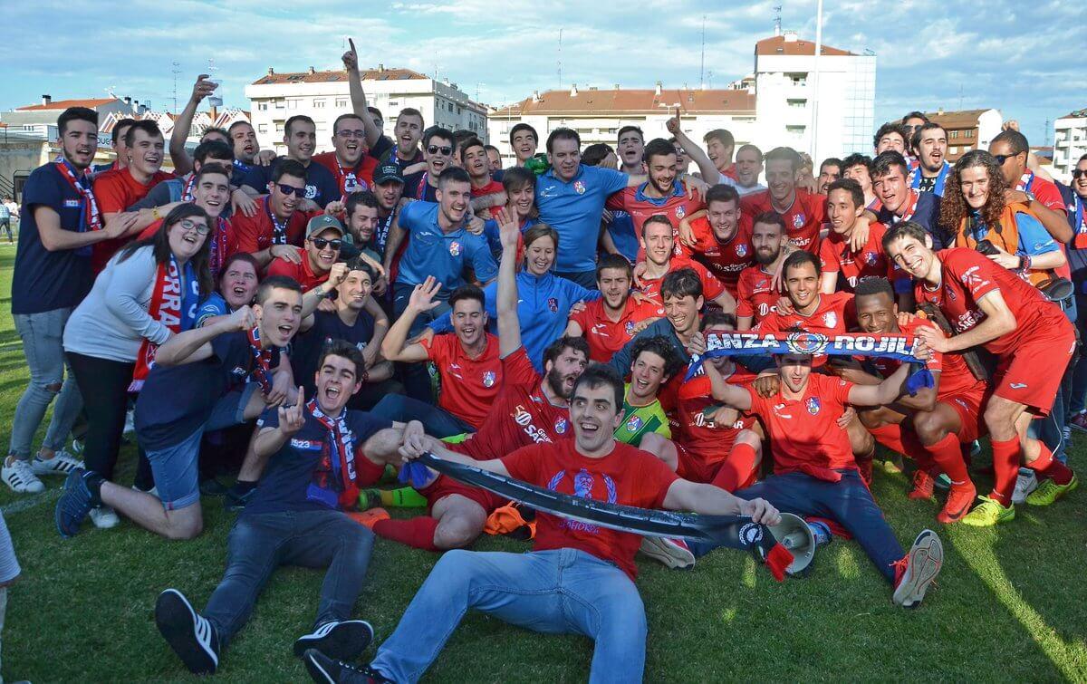 CD Calahorra jugará Play Off a Segunda B