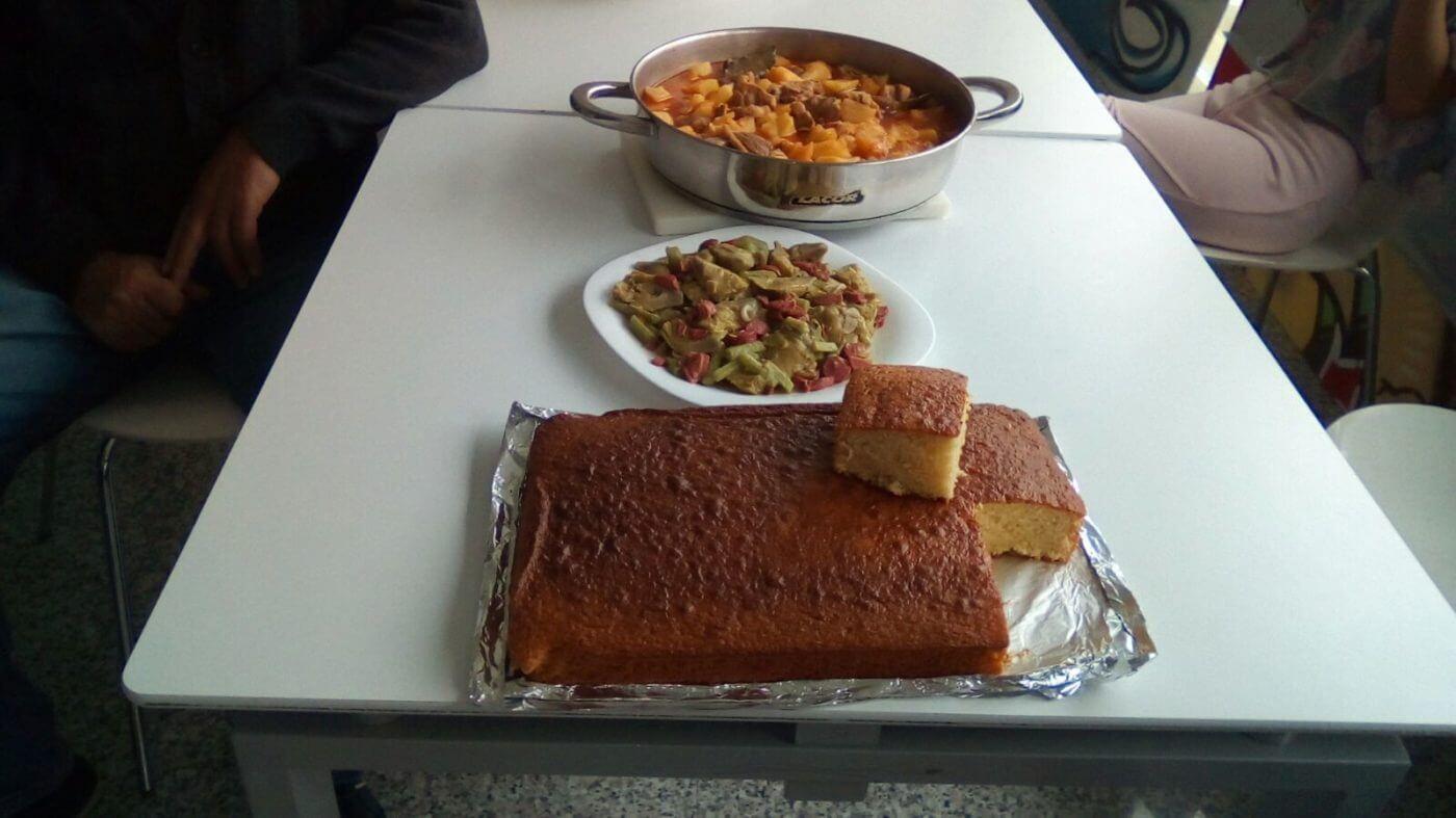 Atractivo Grúa Menú De Vista Cocinas Motivo - Ideas Del Gabinete de ...