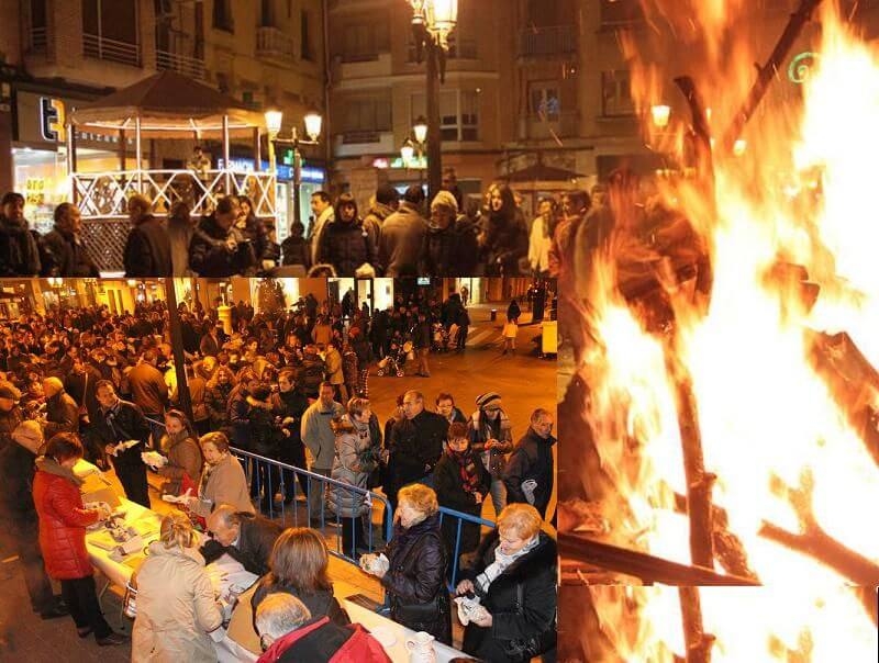 Abierto el plazo para solicitar autorización para el encendido de hogueras de Santa Lucía en Arnedo