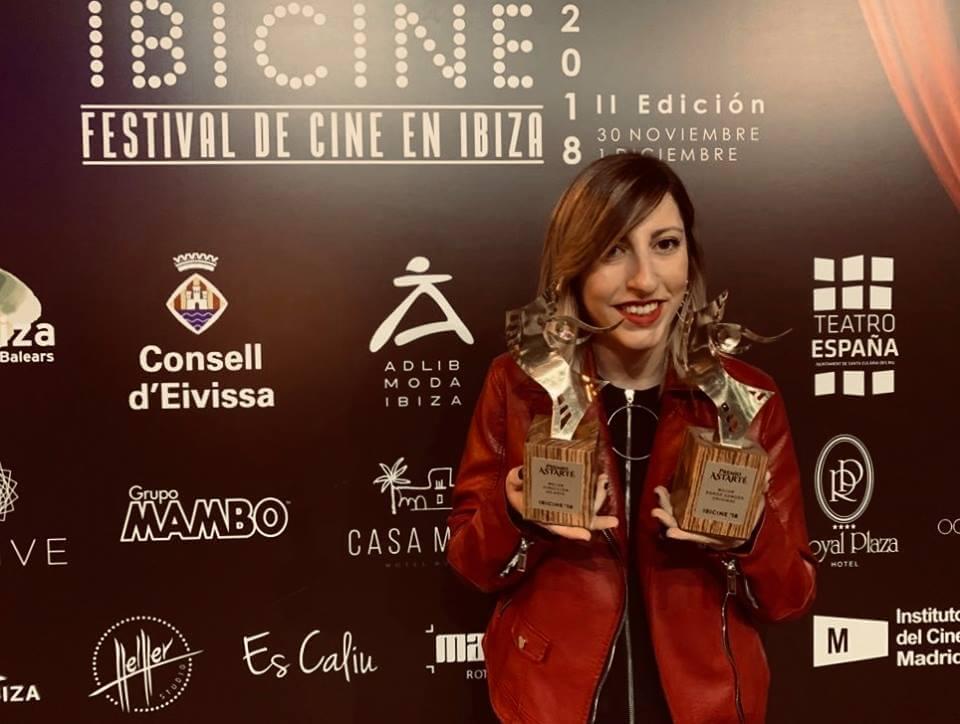Corto 'Vico Bergman' gana dos nuevos premios en el festival de cine de Ibiza
