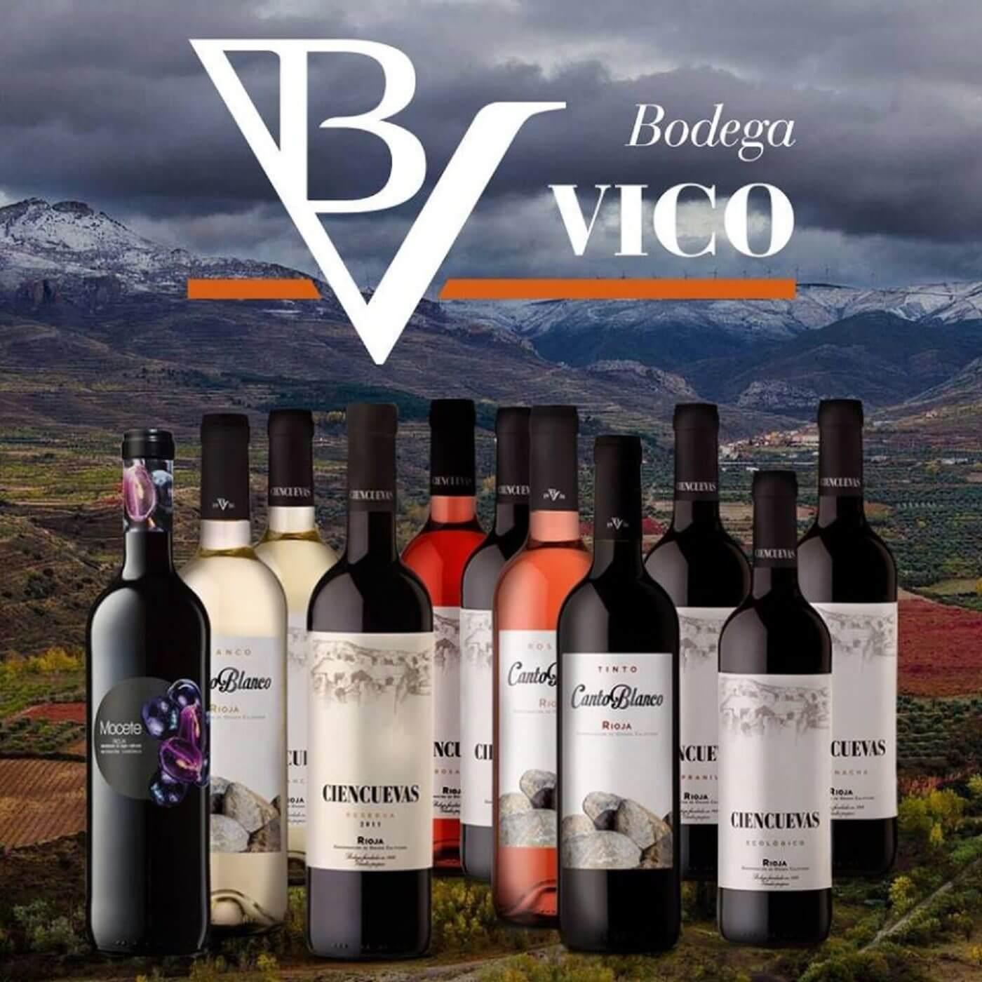 Los vinos de la bodega Nuestra Señora de Vico de Arnedo siguen sumando premios