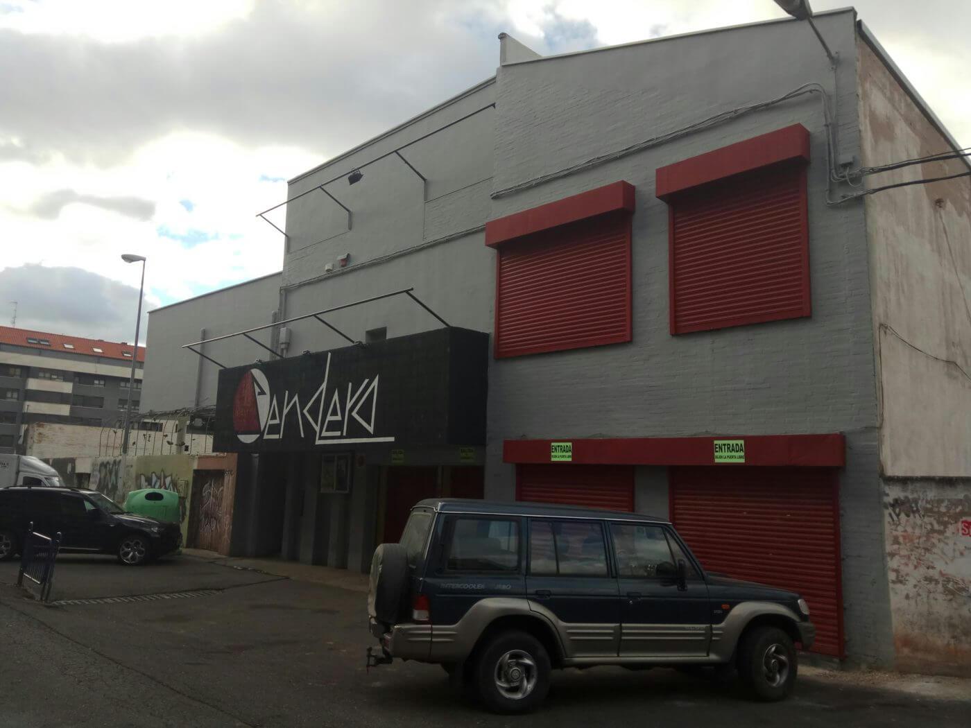 El avance del PGOU plantea la desaparición de la Discoteca Sendero para abrir una nueva calle