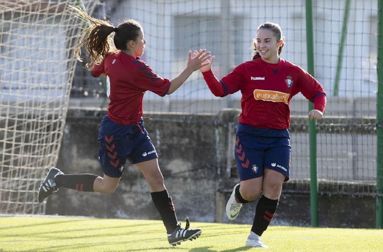 La futbolista arnedana Sara Carrillo Moreno, convocada por la Selección Española Sub-17