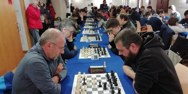 El Club Ajedrez Alfaro concluye el año con su tradicional torneo de Navidad