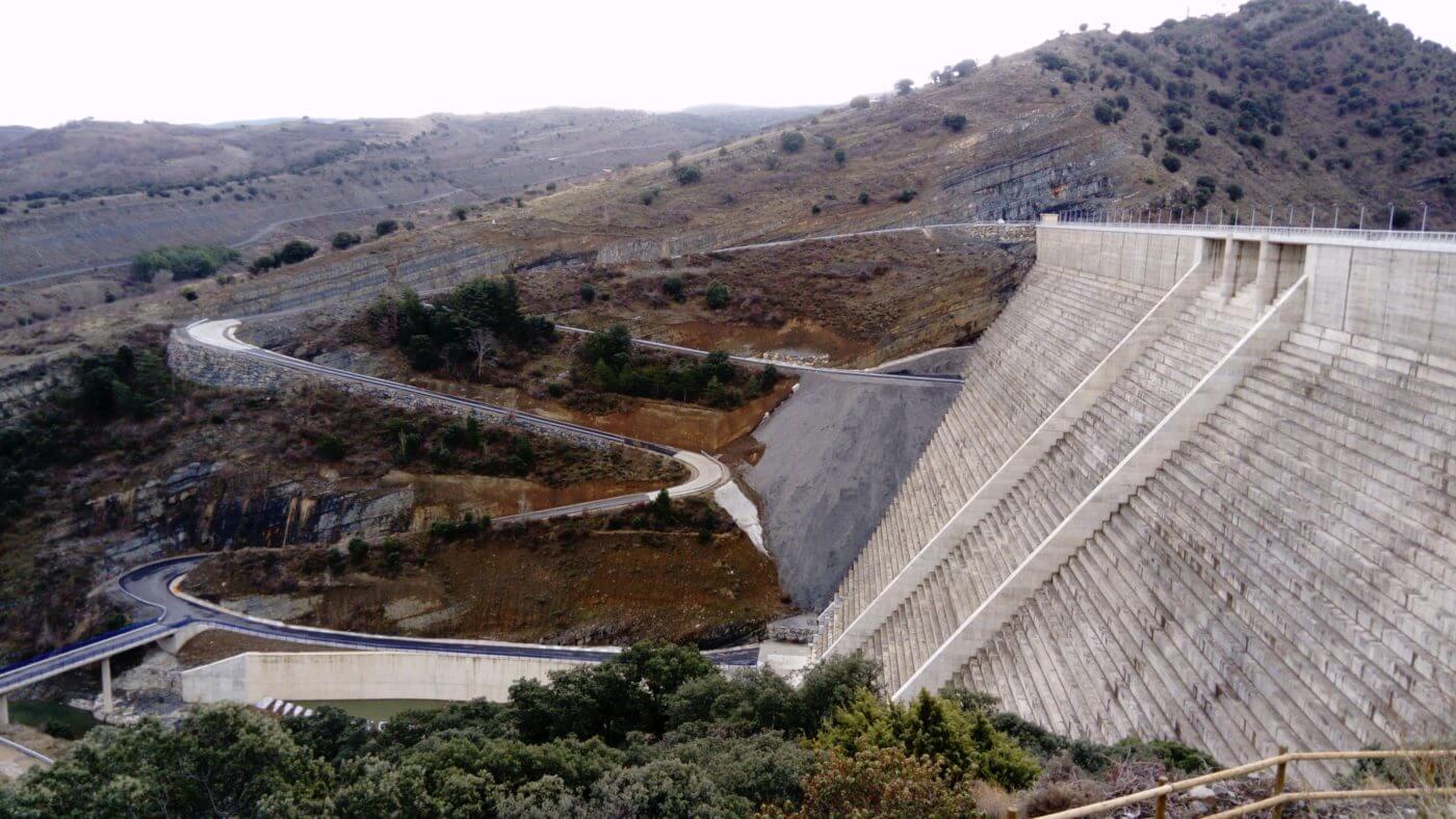 Primeros pasos para elaborar el plan de evacuación de Enciso, Munilla, Arnedillo y Herce vinculado a la presa