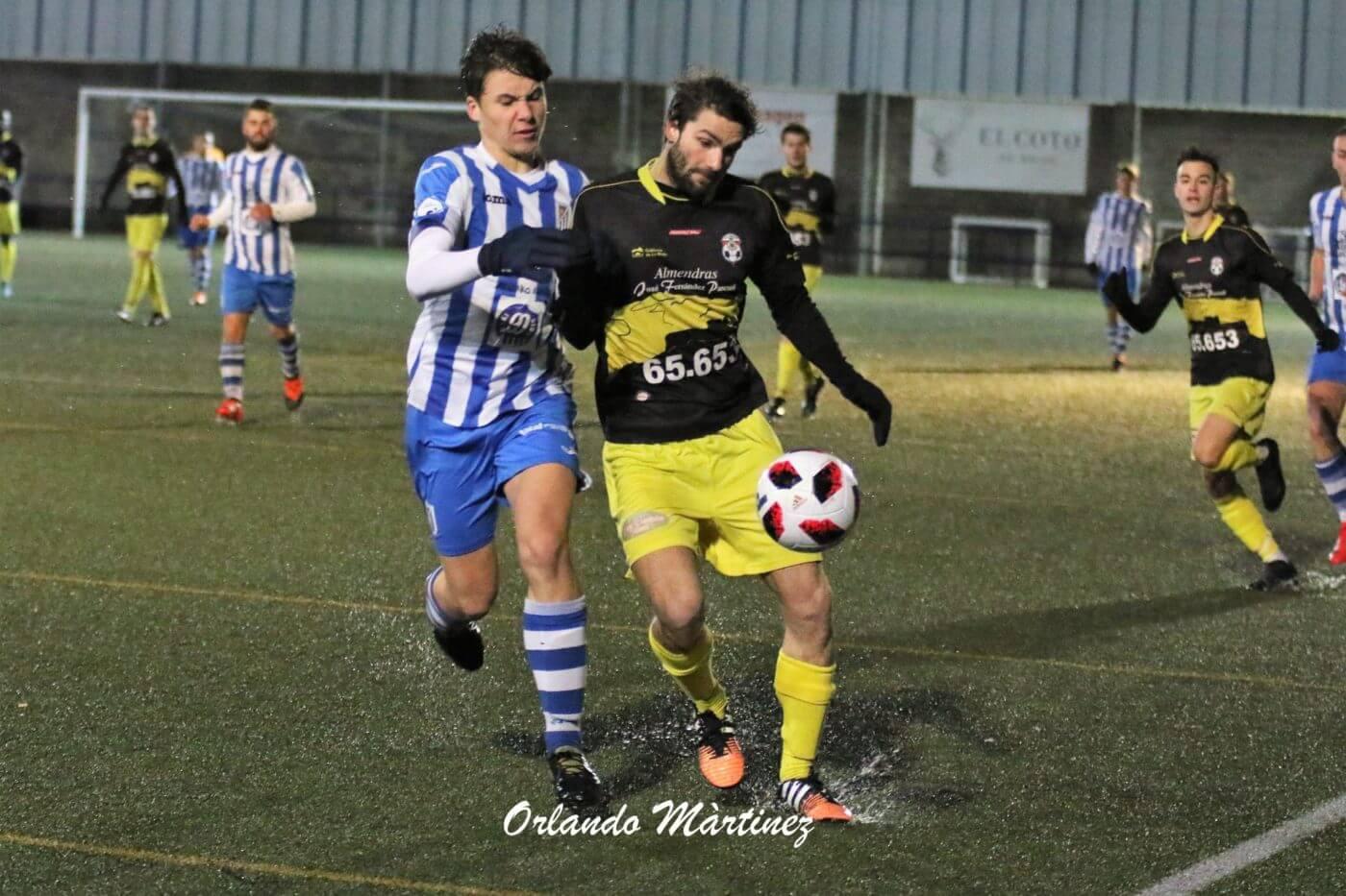 El CD Arnedo juega este próximo domingo 10, a las cinco, en el municipal de Sendero contra el Yagüe