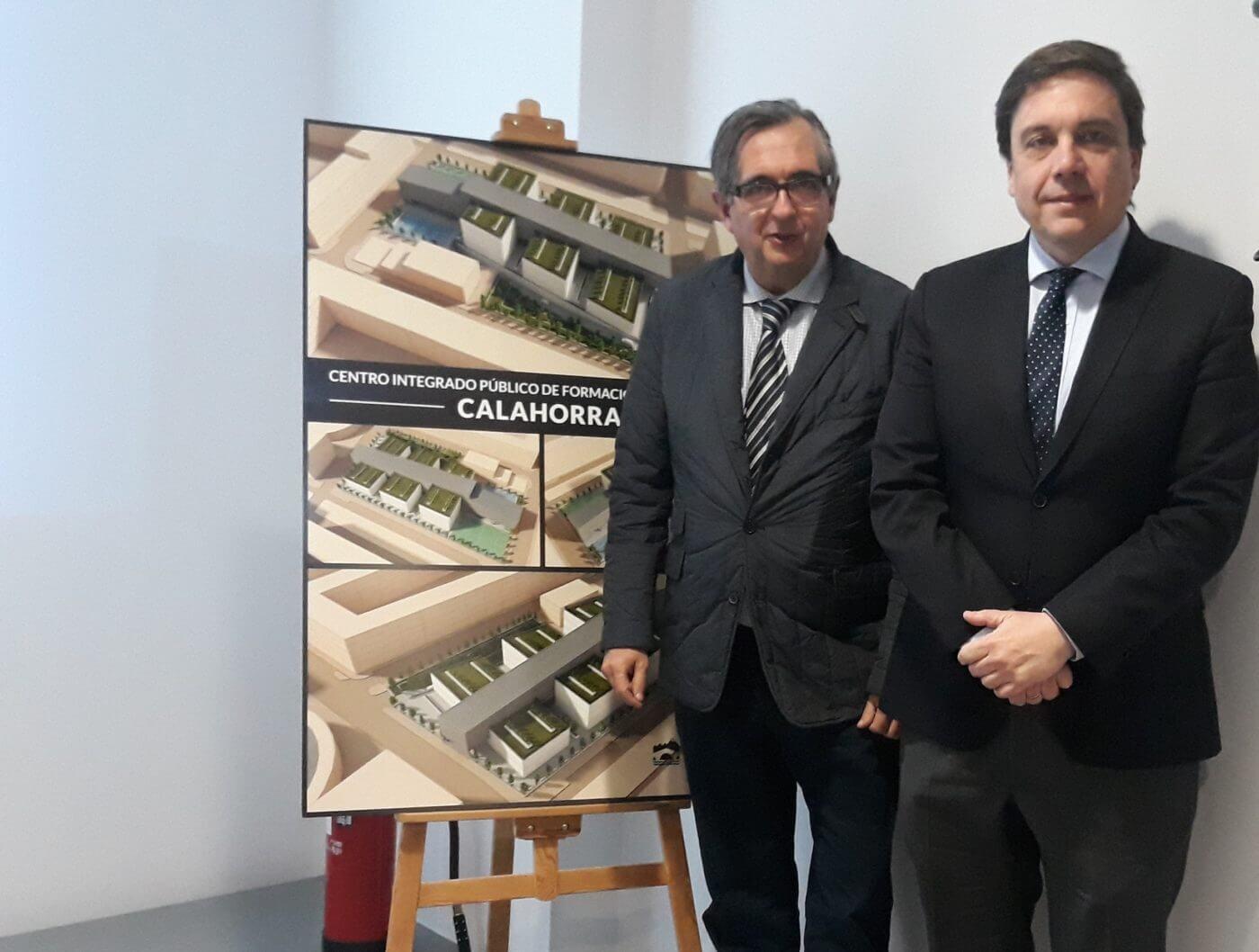 El Gobierno regional prevé una inversión de ocho millones de euros en el Centro Integrado de FP
