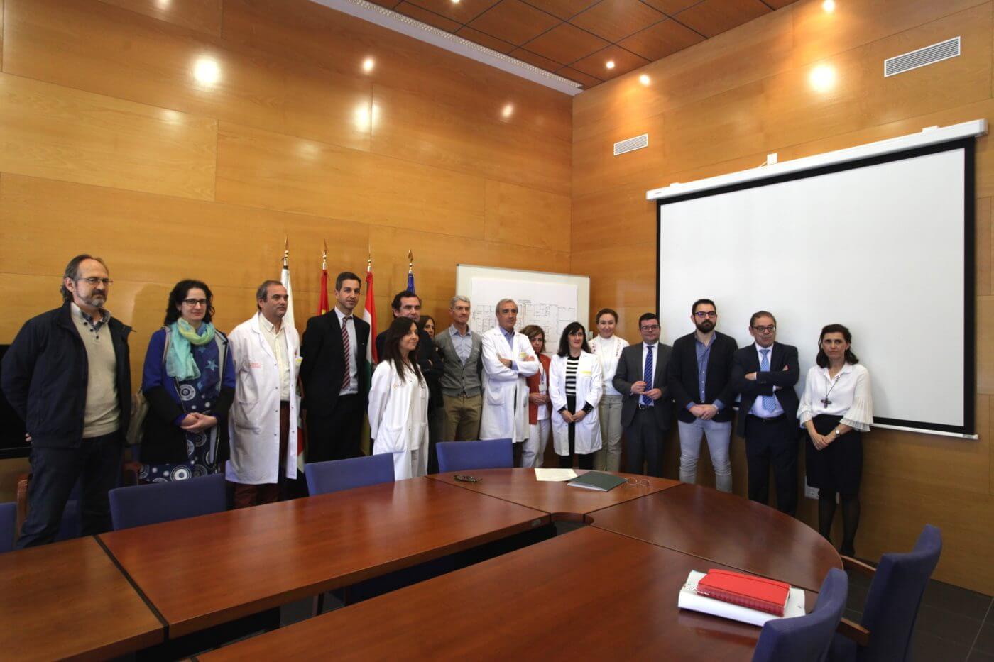 Salud inicia los trámites para ampliar las Urgencias del Hospital de Calahorra por 1,3 millones de euros