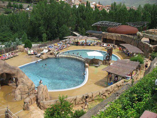 El parque de paleoaventura El Barranco Perdido abrirá nueva temporada el próximo jueves 18