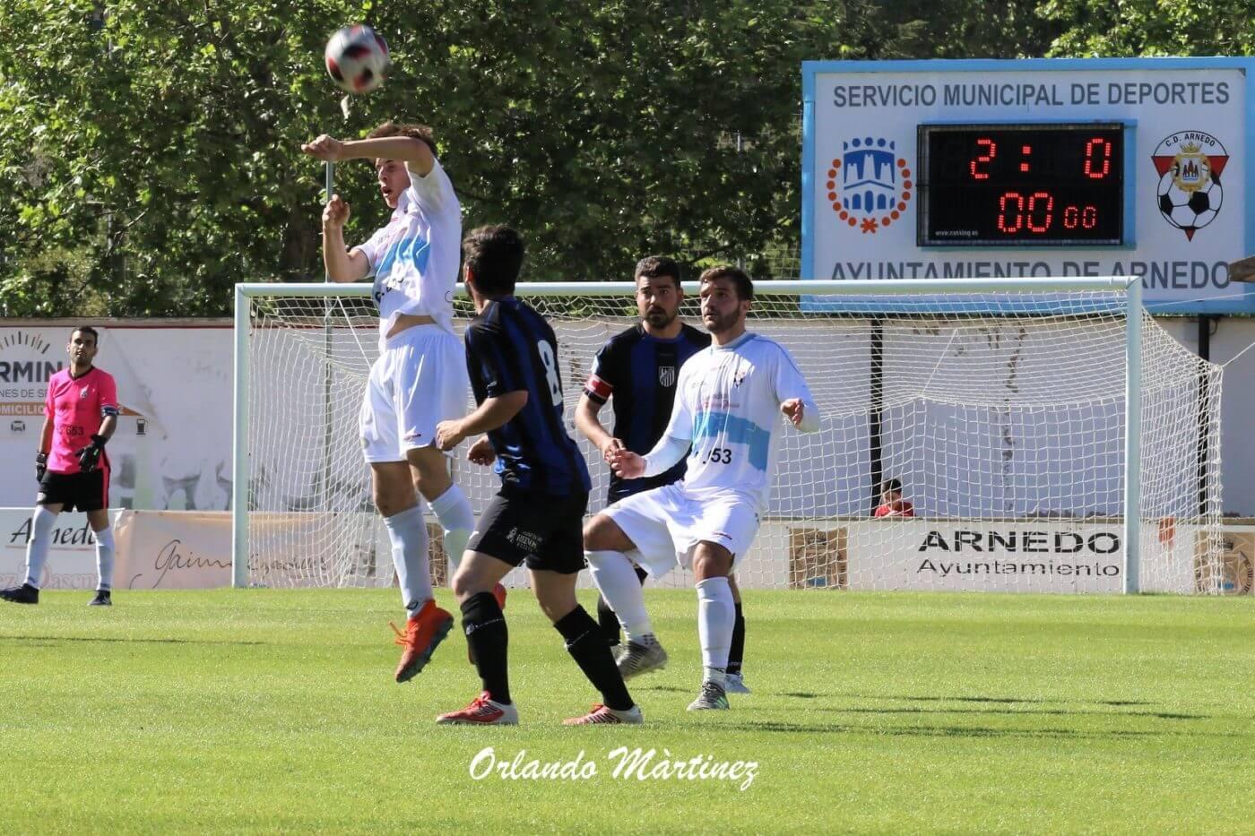 El CD Arnedo jugará el próximo domingo el último partido de liga en casa del líder, el Haro