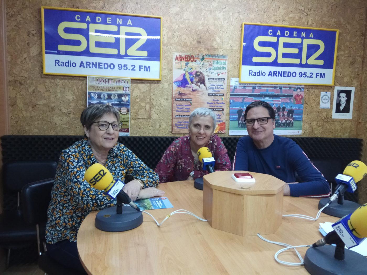 El Centro de Salud de Arnedo celebra la 'Semana sin Humo'
