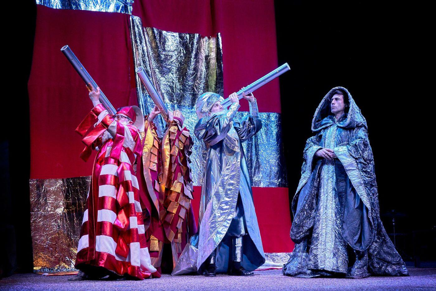 El teatro Cervantes de Arnedo acoge este domingo 2 de junio el final de la gira del 'Auto de los Inocentes'