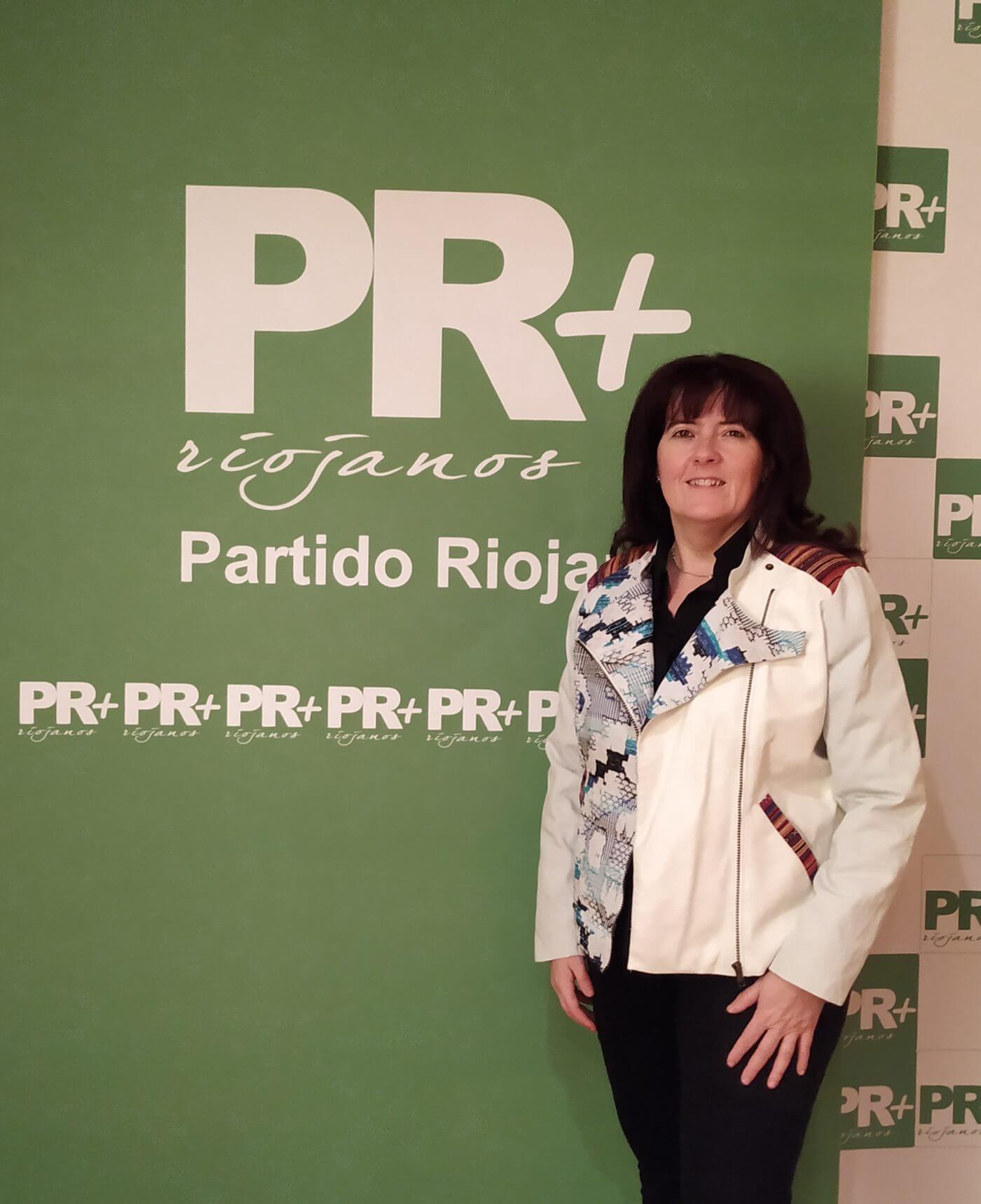 La candidata del PR, Rita Beltrán, se compromete a dimitir si no cumple lo que dice su programa