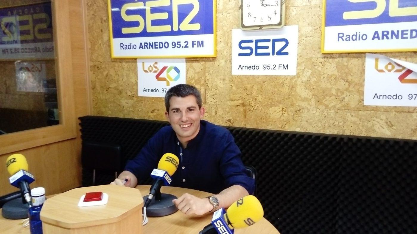 Domínguez responde a PP y PR a cuenta de las subidas de los sueldos del alcalde de Arnedo y liberados