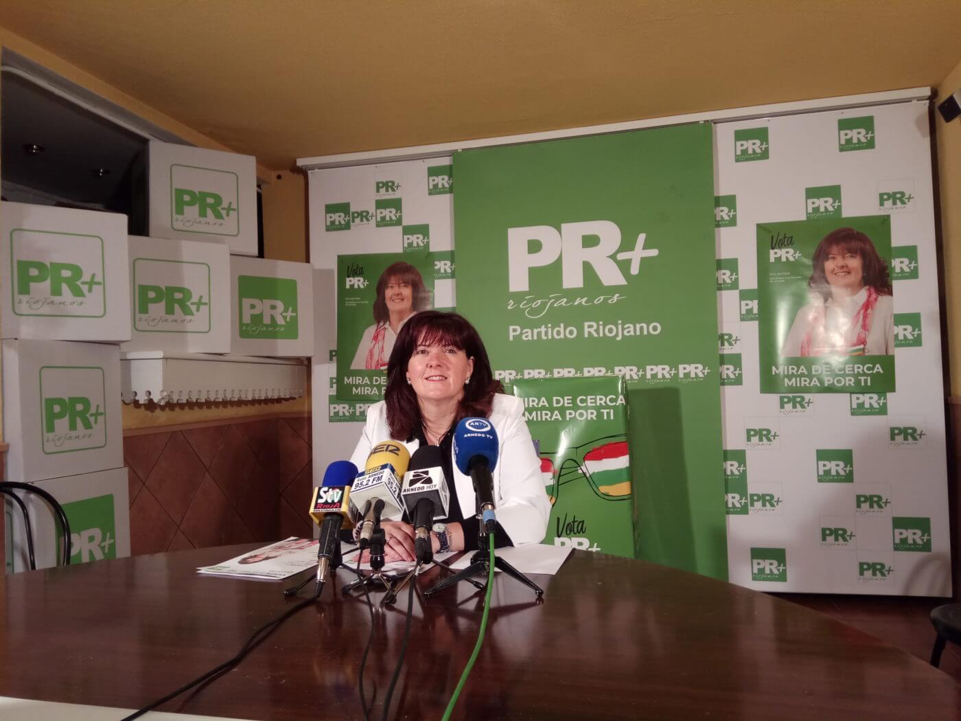 PR vuelve a reclamar un aumento de especialidades en el centro de salud de Arnedo