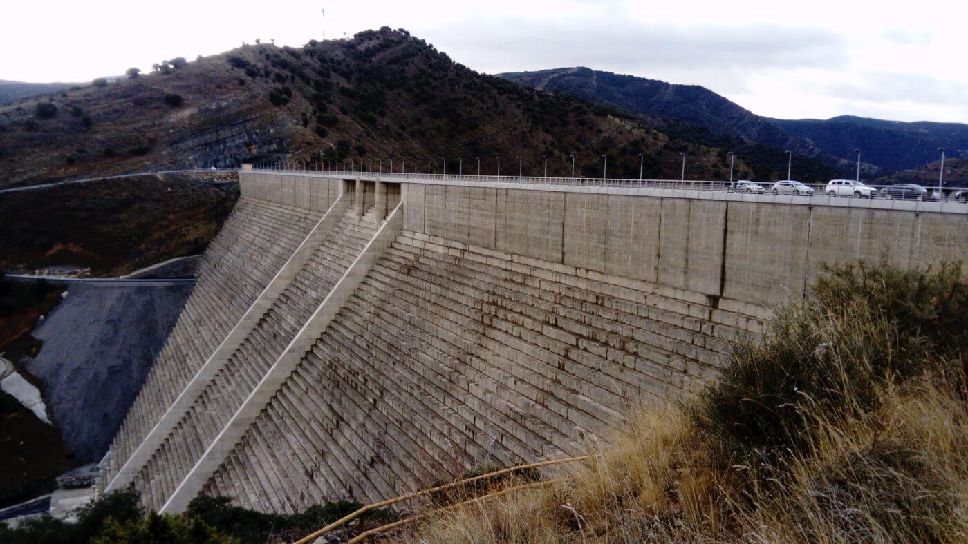 Licitada la instalación de la red sísmica de la presa de Enciso
