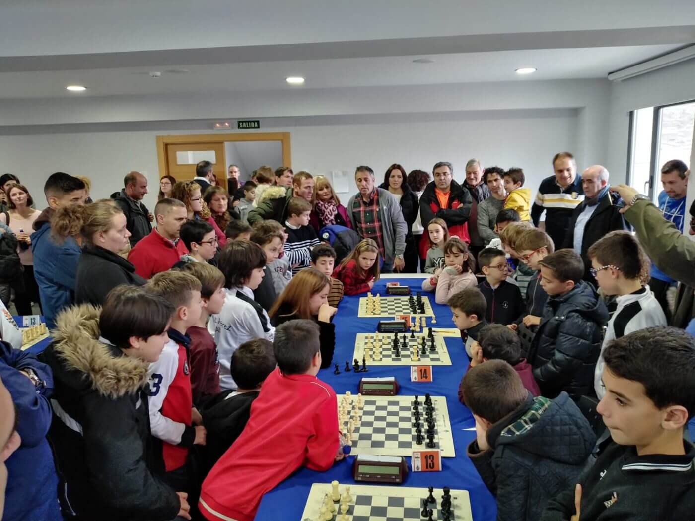El Club Ajedrez Alfaro cierra con éxito el XVI Torneo Ribera del Ebro que se ha disputado en seis localidades