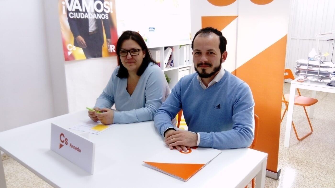 Ciudadanos presenta enmiendas al Presupuesto de La Rioja para mejorar Arnedo por 850.000 euros