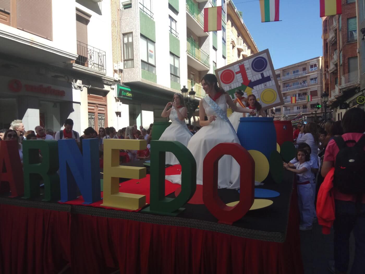 El ayuntamiento de Arnedo trabaja en las bases para que se incluya la figura del Rey de las Fiestas de San Cosme y San Damián