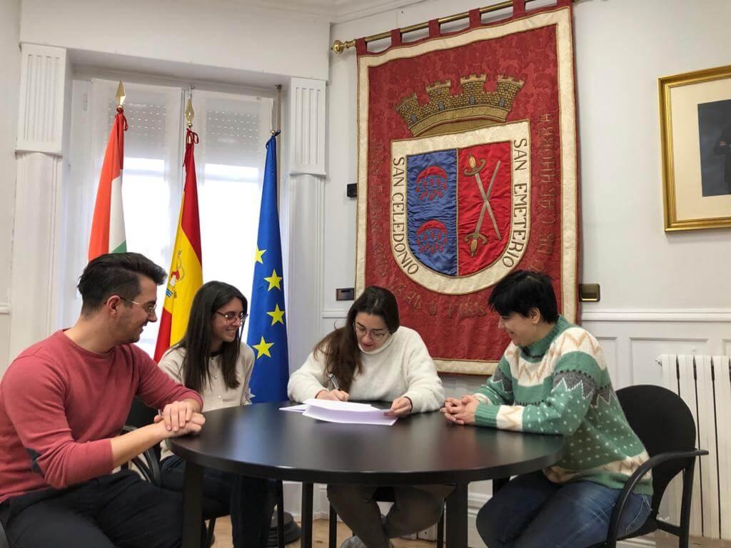 Nueva Agente de Empleo Local en Calahorra