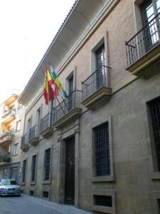 Paneles para cartelería, hogueras de San Antón y Festival Flamenco en Alfaro