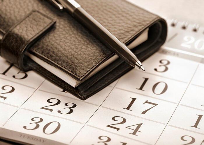 Agenda de actividades del fin de semana del 7 al 9 de febrero de 2020