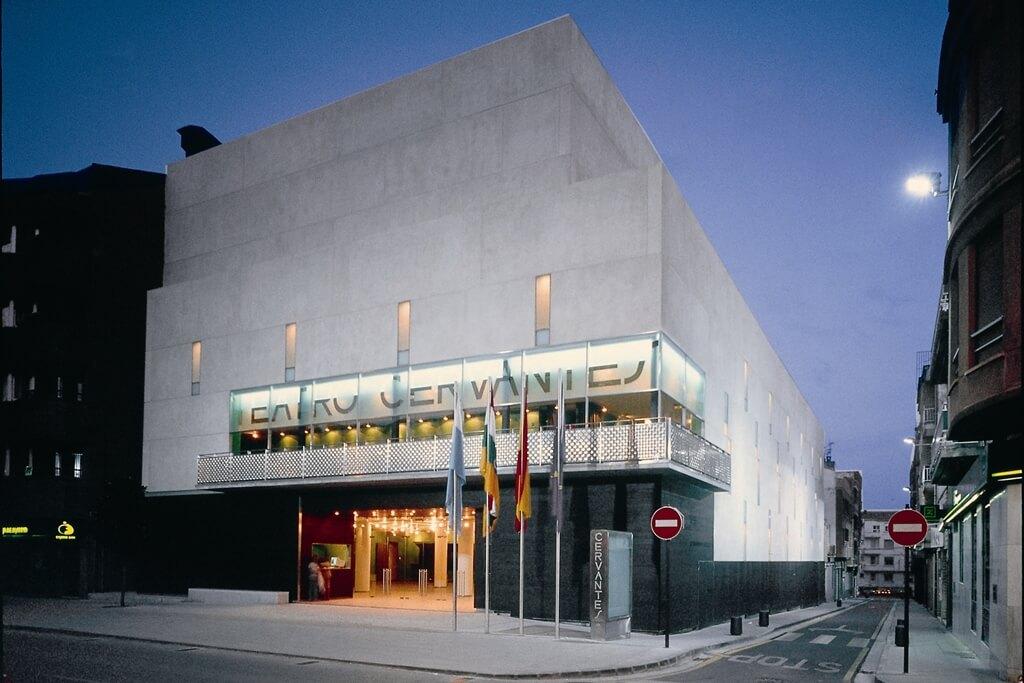 El cine protagoniza la programación del teatro Cervantes entre el 9 de febrero y el 12 de marzo