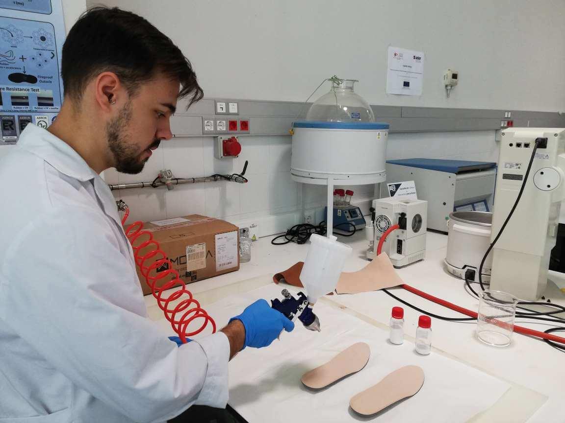 El CTCR desarrolla las primeras plantillas que evitan la aparición de bacterias y mal olor