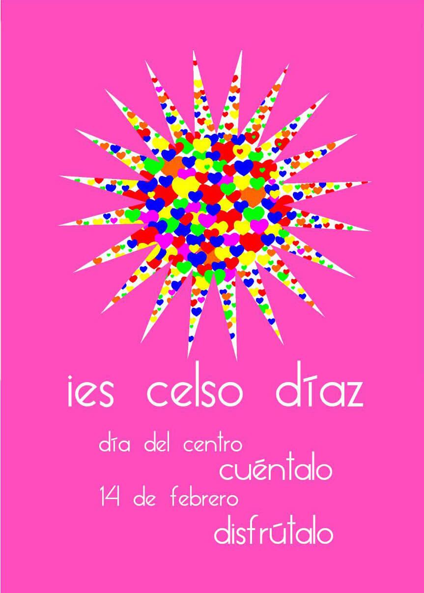 El IES 'Celso Díaz' celebra este viernes 14 de febrero el 'Día del centro'