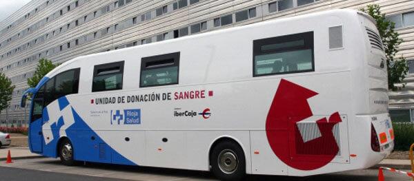 El Banco de Sangre de La Rioja recuerda que sigue funcionando y que la sangre sigue siendo necesaria