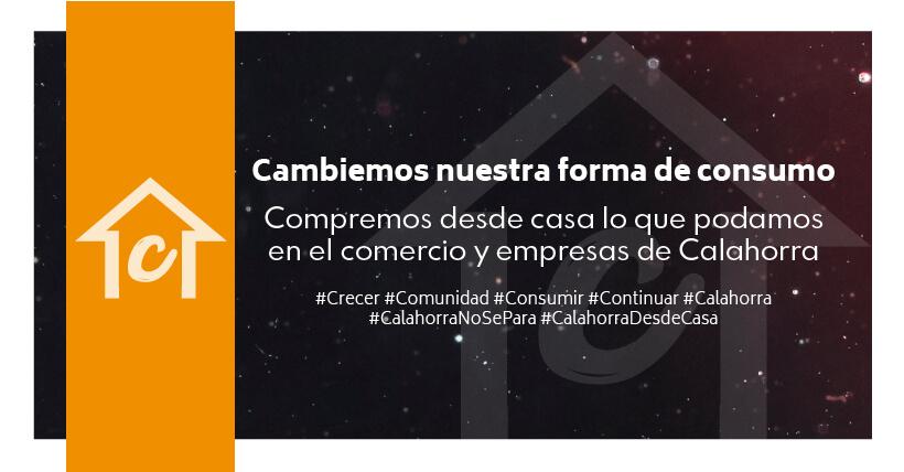Nace la iniciativa altruista #Calahorranosepara para ayudar al comercio y las empresas locales
