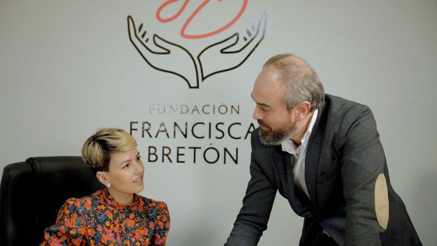 La Fundación Francisca Bretón adapta su actividad para seguir atendiendo a los usuarios y sus familias