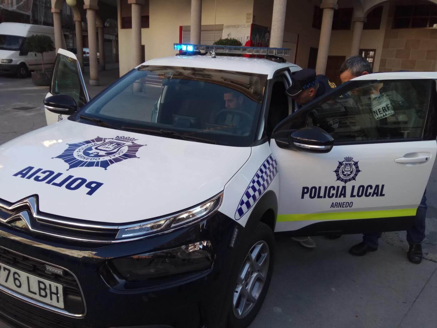 La Policía Local ha tramitado ya 42 propuestas de sanción ante la Delegación de Gobierno