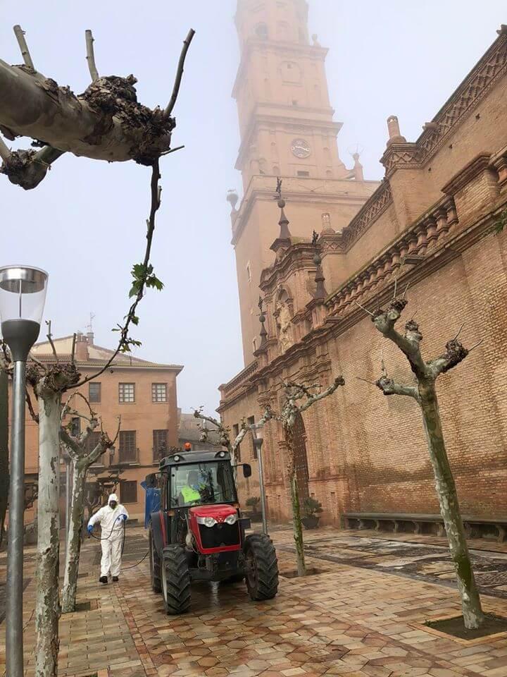 El ayuntamiento de Aldeanueva de Ebro atiende cualquier tipo de necesidad por teléfono