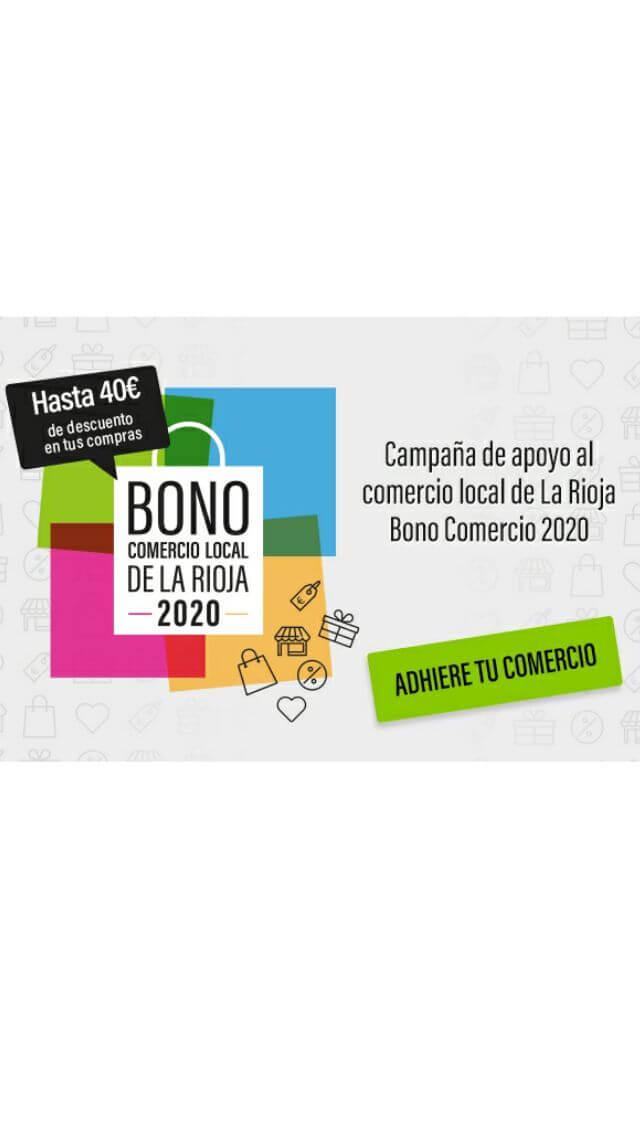 El ayuntamiento de Arnedo participa en la campaña 'Bonos comercio' de apoyo al comercio local