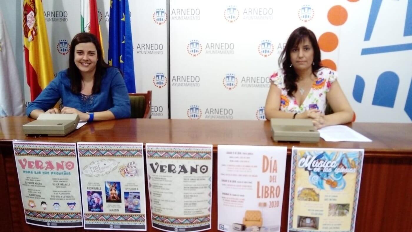 El programa cultural de verano en Arnedo contempla teatro infantil y cine al aire libre, música en las iglesias y actos del día del libro