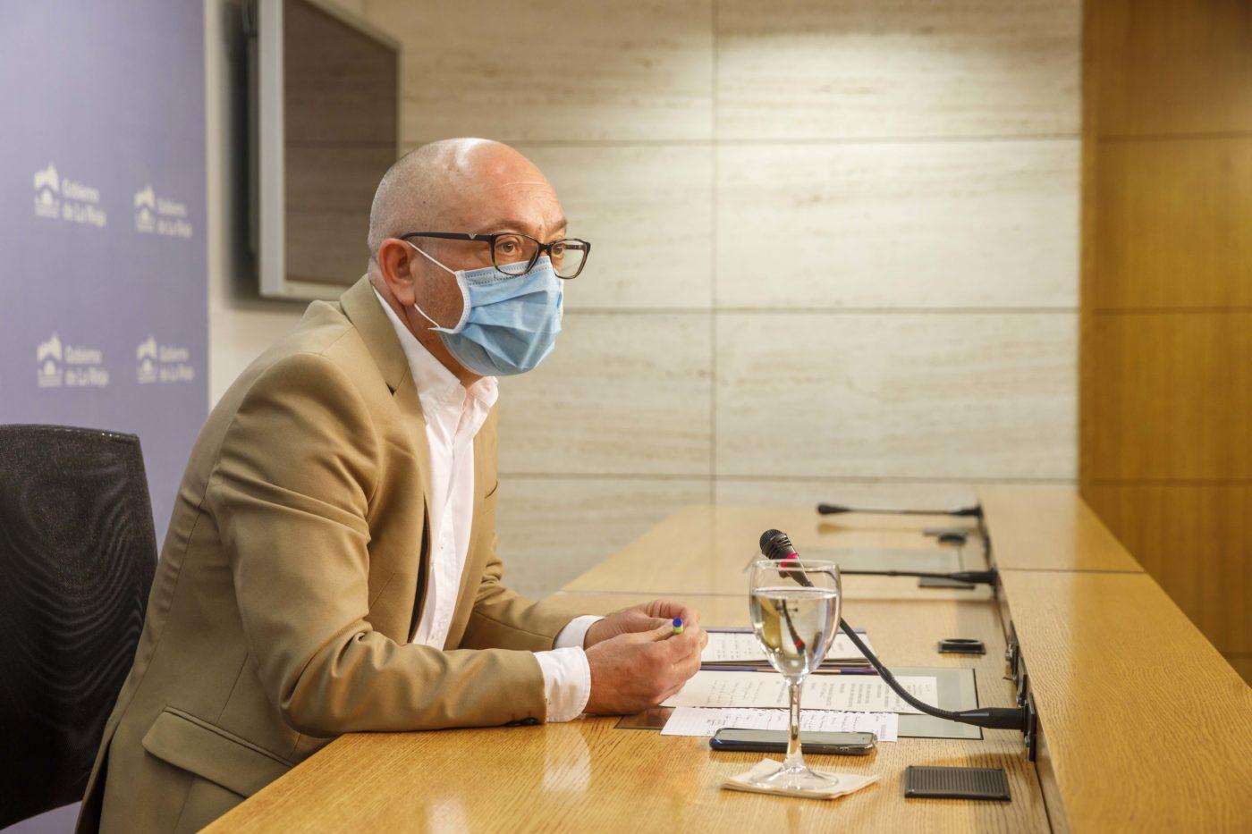 Detectados 24 nuevos casos de Covid-19 en La Rioja el pasado fin de semana, tres de ellos en el Hospital San Pedro