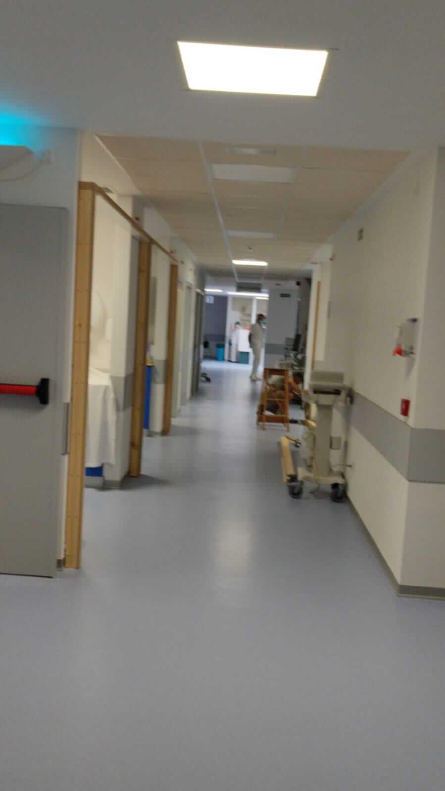 El Comité de Empresa de la Fundación Hospital de Calahorra vuelve a denunciar la falta de material, espacios y medios humanos en Urgencias