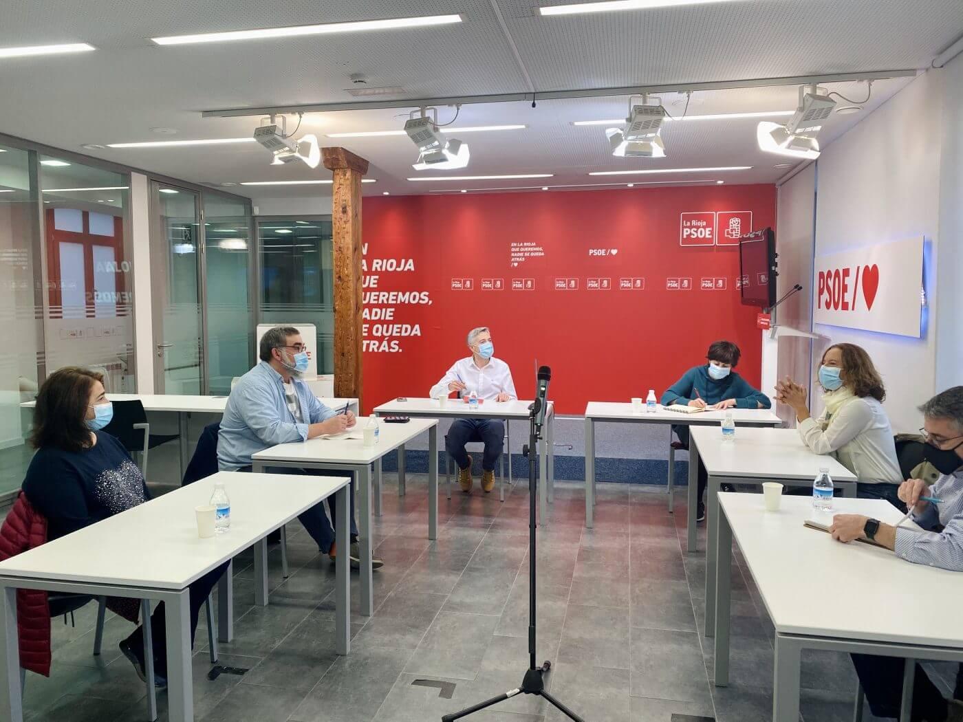 Lee más sobre el artículo Ocón (PSOE) asegura que la integración del Hospital de Calahorra en el SERIS se llevará al Parlamento antes de que finalice el año