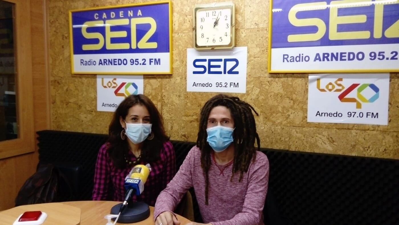 El grupo francés 'Giramundo', de la arnedana Asun Robles, graba un videoclip en el Valle del Cidacos