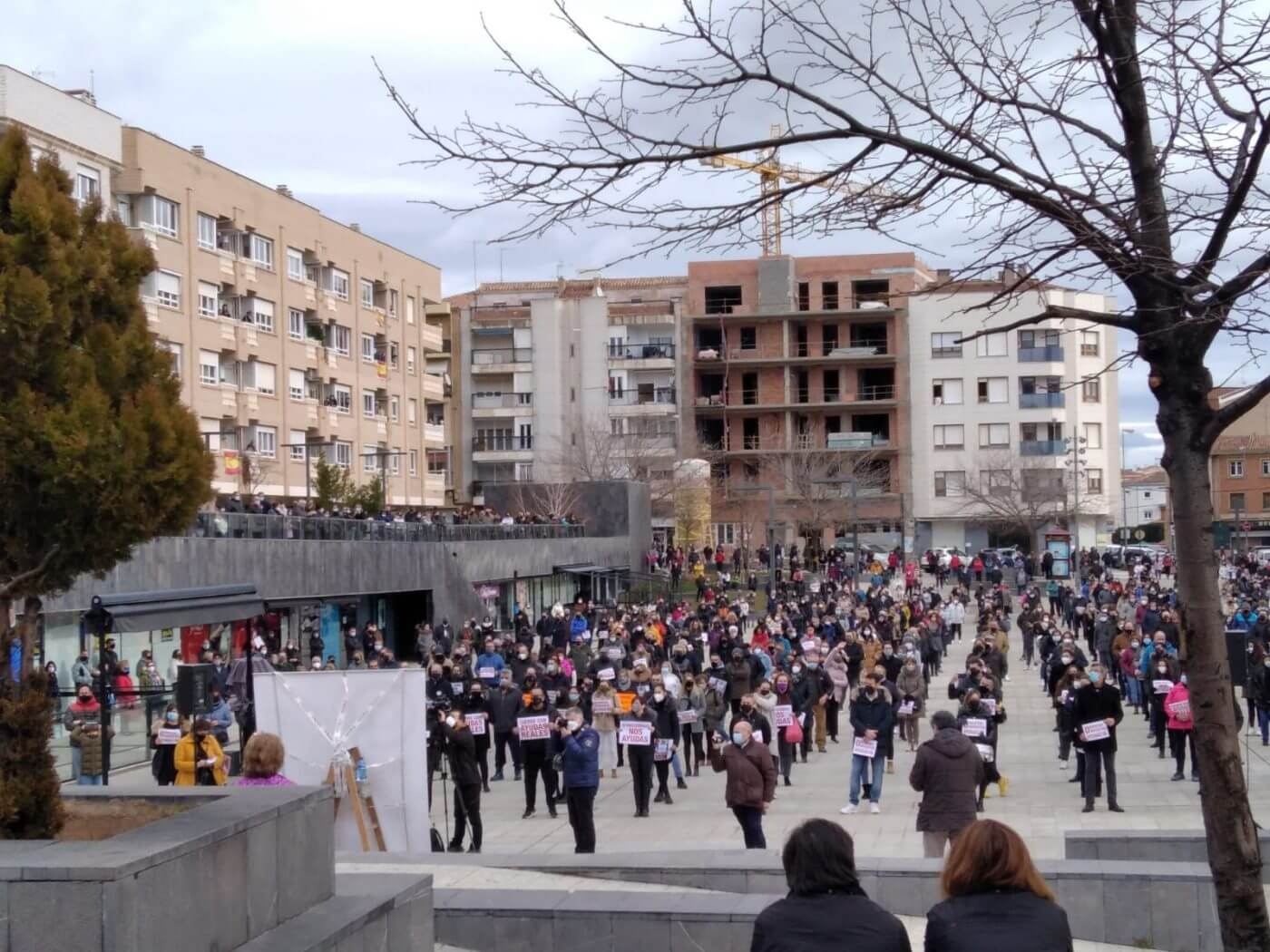 La Asociación de Comercio y Hostelería de Arnedo envía una carta al Gobierno de La Rioja pidiendo que no le aplique las últimas restricciones frente a la Covid-19
