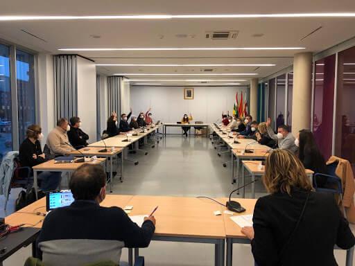 La Junta de Gobierno Local de Calahorra adjudica el contrato de transcripción literal de los plenos al Centro Especial de Empleo 'Somontano Social S.L.'