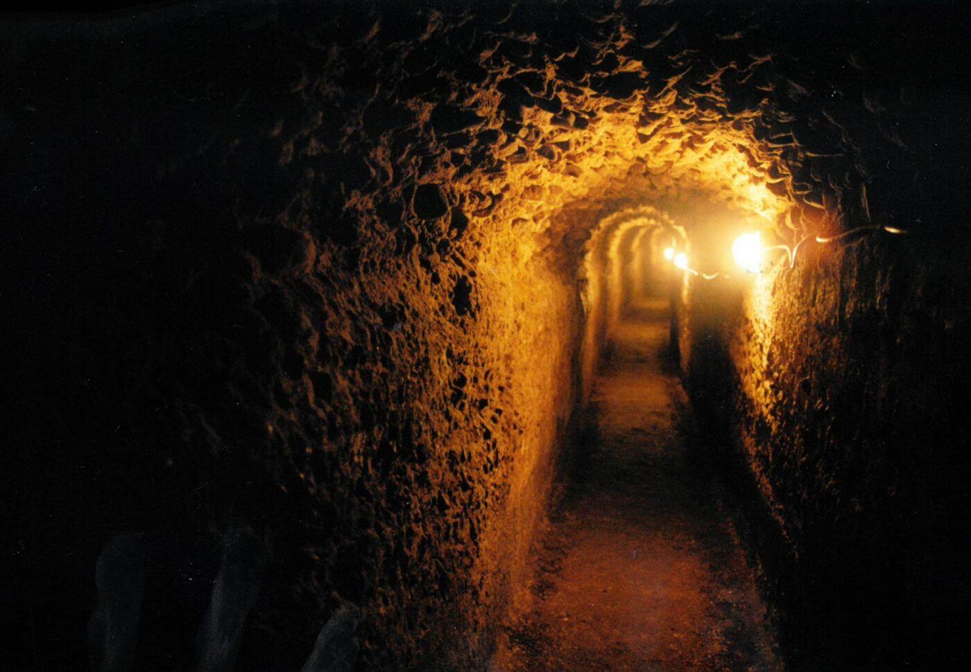 Amigos de la Historia de Calahorra intervendrá en el interior de la cloaca romana e iniciará una campaña de micromecenazgo