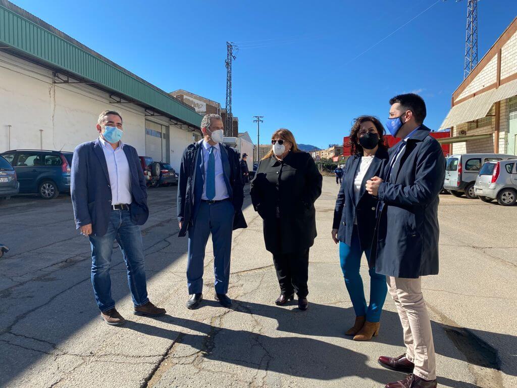 El Gobierno de La Rioja destina 4,5 millones de euros a inversiones reales en la comarca y prevé subsanar las deficiencias del Centro de Salud
