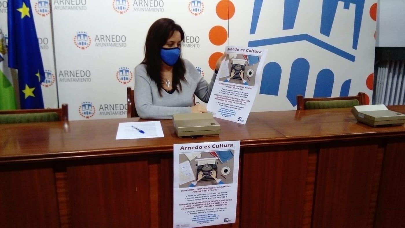 Abierto el plazo de presentación de trabajos a los concursos literarios y premio de investigación de Arnedo