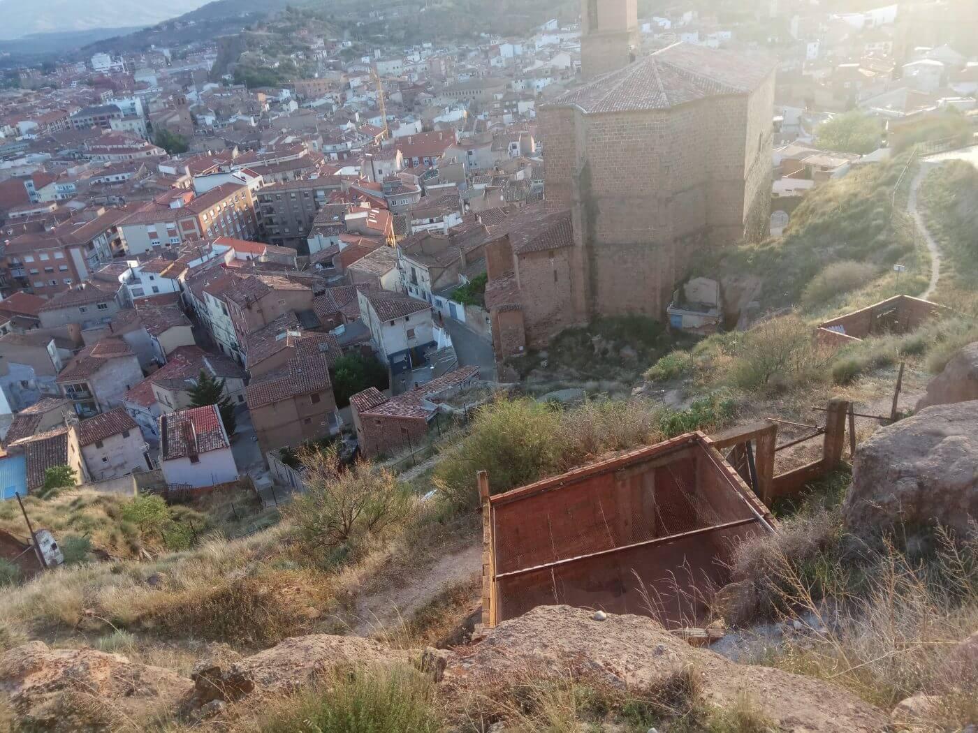 El alcalde de Arnedo afirma que se está actuando en el ámbito judicial ante la situación que sufren vecinos del casco antiguo amenazados por una pareja con historial delictivo