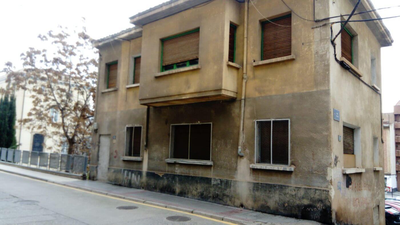 El ayuntamiento de Arnedo licita el derribo de la vivienda que compró en la calle Carrera para ampliar el entorno de La Baronesa