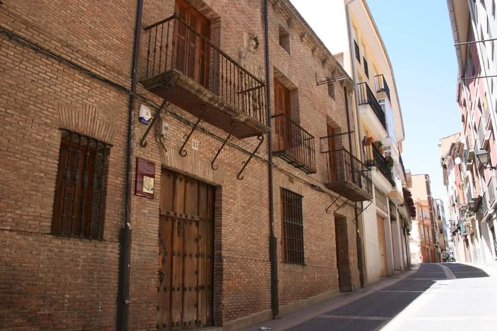 El ayuntamiento de Calahorra adjudica las obras de reforma de la Casa de los Curas por 268.000 euros