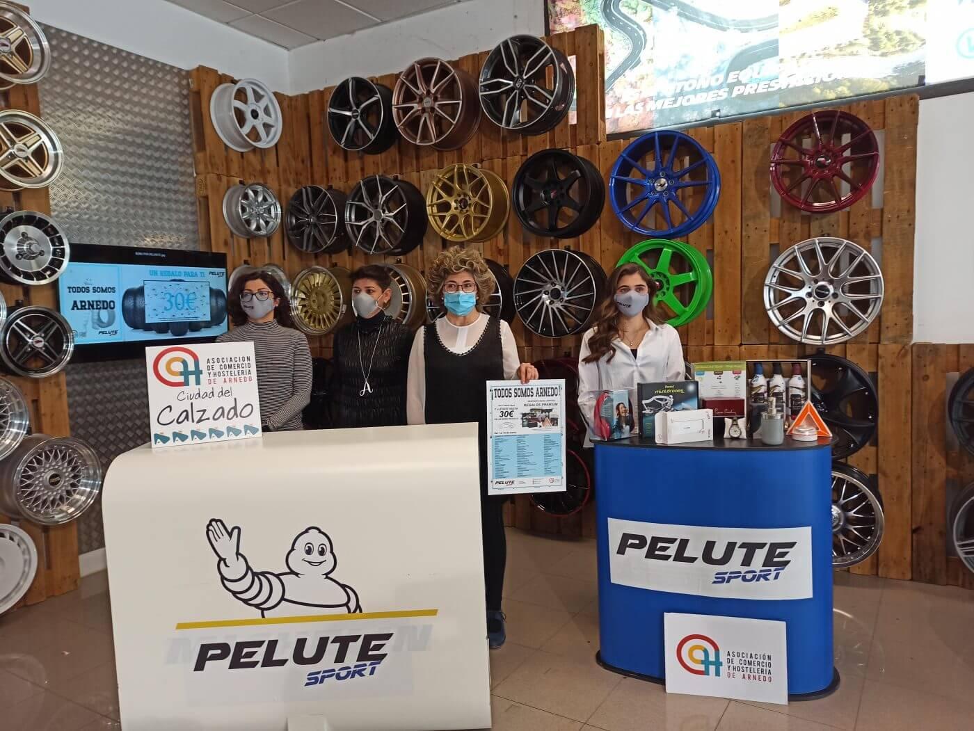Pelute Sport pone en marcha una campaña de bonos para incentivar el consumo en el comercio y la hostelería de Arnedo